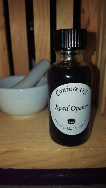 Road Opener Conjure Oil