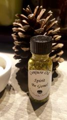 Spirits Be Gone! Conjure Oil