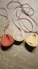 Leather Medicine Bags