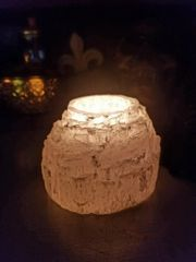 Selenite Mountains - Tealight Holders