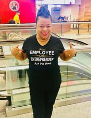 SPECIAL - From Employee to Entrepreneur - Bella + Canvas Jersey Tee