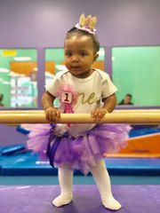 Purple Tutu with Satin Bow - Pricing by size - up to 6 months $22, 12-24 months $30, and $35 all other sizes up to size 7