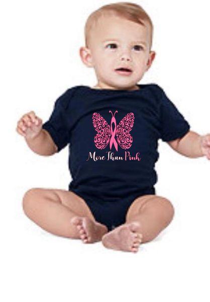 Infant Gender Neutral Message Bodysuit - More Than Pink