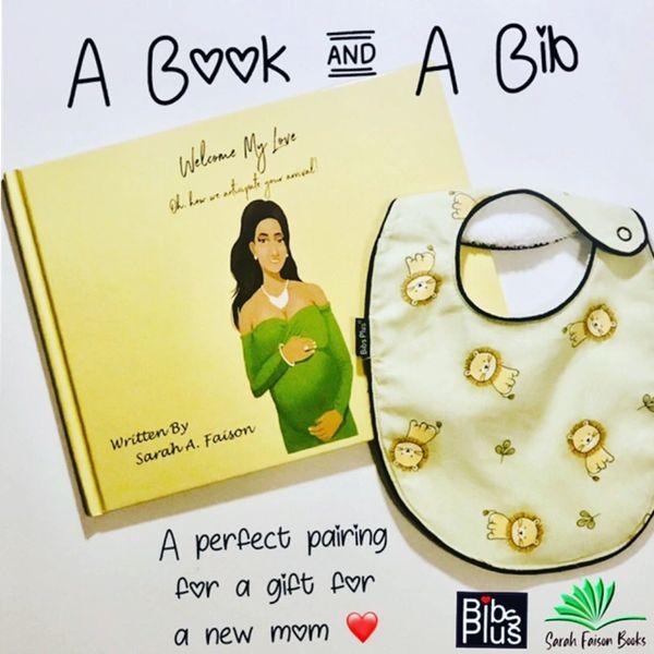 A Book & A Bib