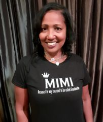 Adult Tee MIMI Way to cool to be called grandma