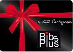 e-Bibs Plus Gift Card