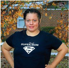 Adult Tee - Super Tired Mom Tee