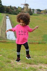 -Children Tee - Faith, Hope, Love