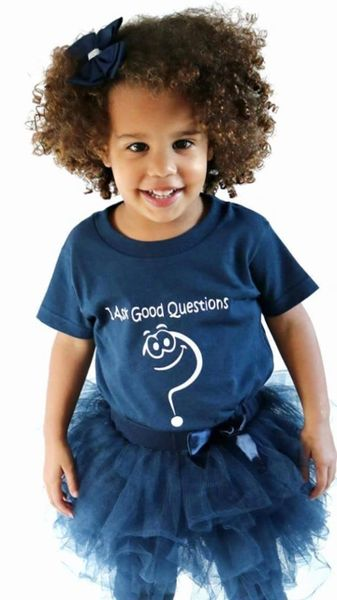 -Children Tee - I Ask Good Questions