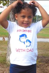 -Children Tee - Fun Day Out With Dad