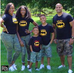 Custom Family Celebration Tees - Family Set Price