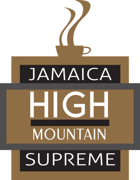 10 Pounds of Jamaica High Mountain Supreme Coffee - Whole Beans - Package in 16oz Bags