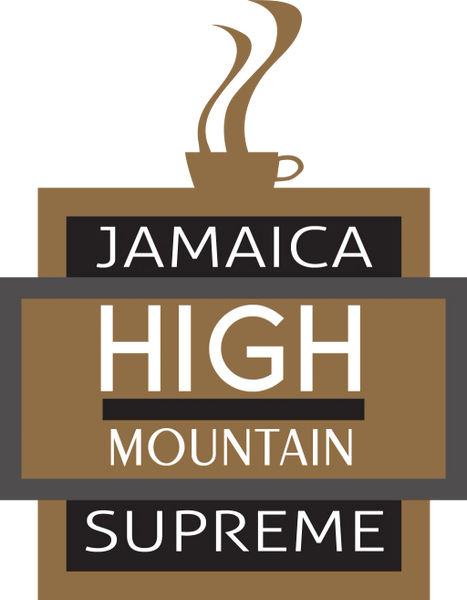 2 Pounds of Jamaica High Mountain Supreme Coffee - Whole Beans - Package in 16oz Bags