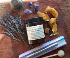 RELAXATION | Alchemy Botanical Candle | Pure Essential Oils of Lavender France & Sweet Orange Australia