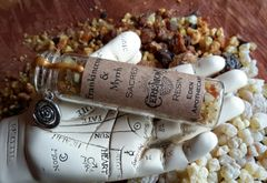 Frankincense & Myrrh Resin ~ Sacred Ceremonial Blend ~ Hand Milled