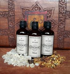 Frankincense & Myrrh ~ Sacred Ceremonial Mist ~ 100ml