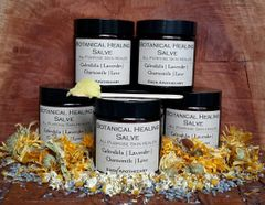 Botanical Healing Salve ~ Nourishing ~ All Purpose ~ Skin Healer