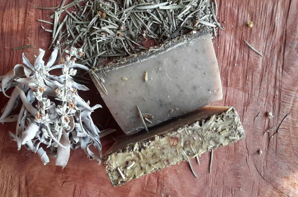 Spiritual Cleanse ~ Organic Botanical Ceremonial Soap ~ Ritual Cleanse | Purify | Protect & Energy Renewal ~ Esoteric Alchemy