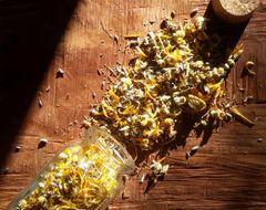 Facial Steam ~ Sensitive Skin | Organic Homegrown Botanicals ~ Calendula ~ Chamomile ~ Lavender | 90grams