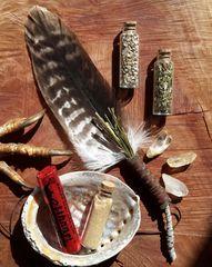Eagle Medicine ~ Sacred Eagle Medicine Bundle ~ Sacred Smoke Bundle
