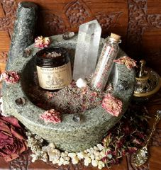 Spiritual Cleanse | Sacred Smoke Blend | Aromatic Medicne ~ Handmilled Botanicals and Resins ~ Incense | Purification & Energy Renewal ~ Esoteric Alchemy