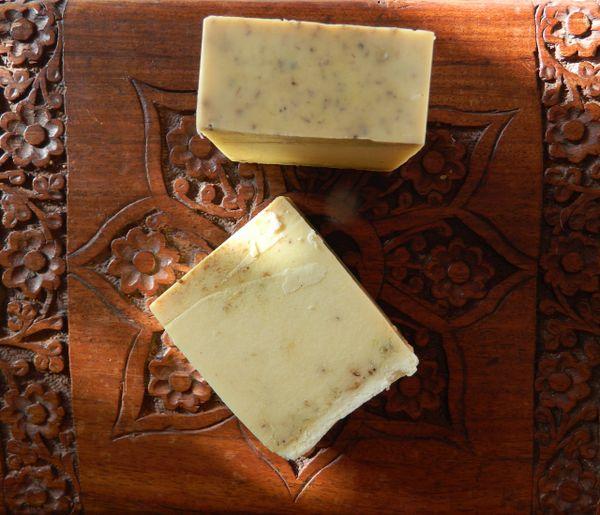 Organic Lemon Myrtle & Solar Infused Calendula