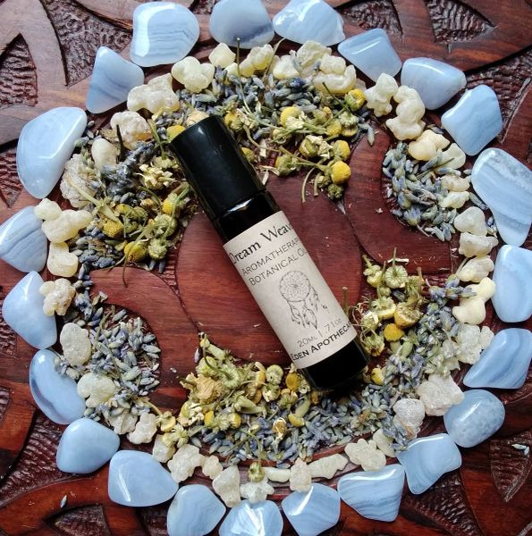 Dream Weaver | Serene Sleep ~ Botanical Aromatherapy Oil ~ 20ml | Nervous Tension ~ Anxiety Relief ~ Calm Busy Mind ~ Soothing ~ Relaxation