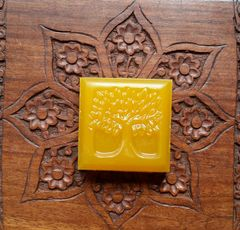 Organic Palo Santo Clearing & Purifying - Botanical Aromatherapy Soap - Solar Infused Olive Leaf