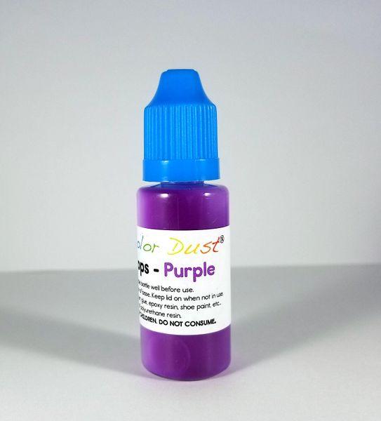 Solar Drops! - Purple (15ml Bottle)