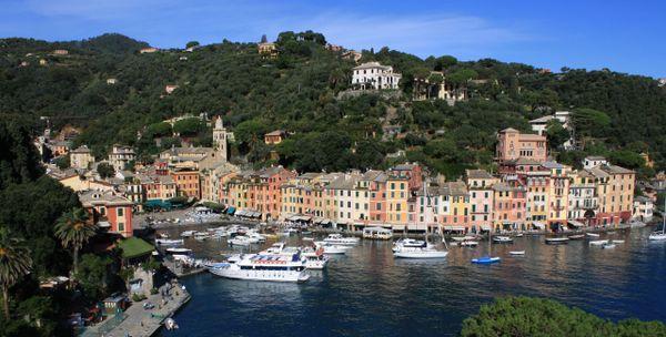 Itialian Riviera II Three Graces Gift Card