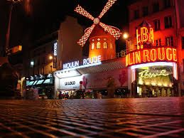 Moulin Rouge Three Graces Gift Card