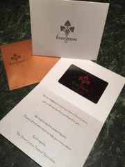 Amore Gift Card