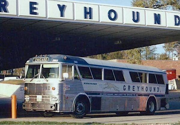 1964 MCI MC5 Fully Restored / Period Correct Passenger Bus