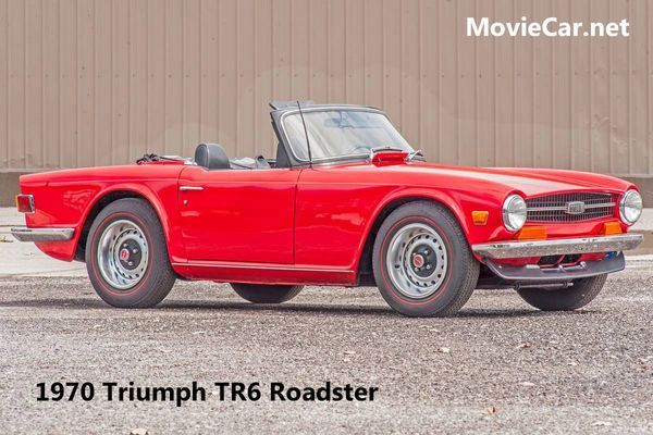1970 Triumph TR6 Roadster -- Rebuilt Engine with ZERO Miles -- Excellent  Condition!