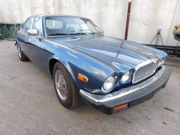 1984 Jaguar XJ6 Sedan - Wire Wheels - Bargain Classic
