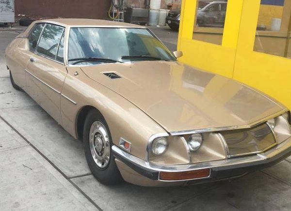 1972 Citroen SM Fastback - Manual - 72K Miles - Fresh Paint