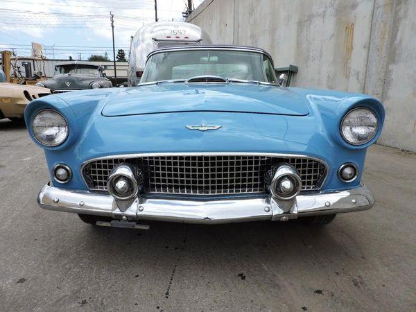 1956 Ford Thunderbird Convertible - Both Tops - Fully Restored