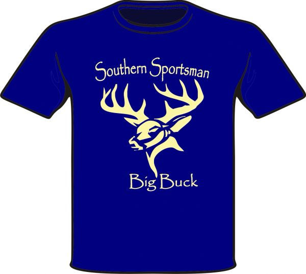 Big Buck ( Toddler, and Infant ) Short Sleeve & Long Sleeve Shirts Navy with Khaki Print
