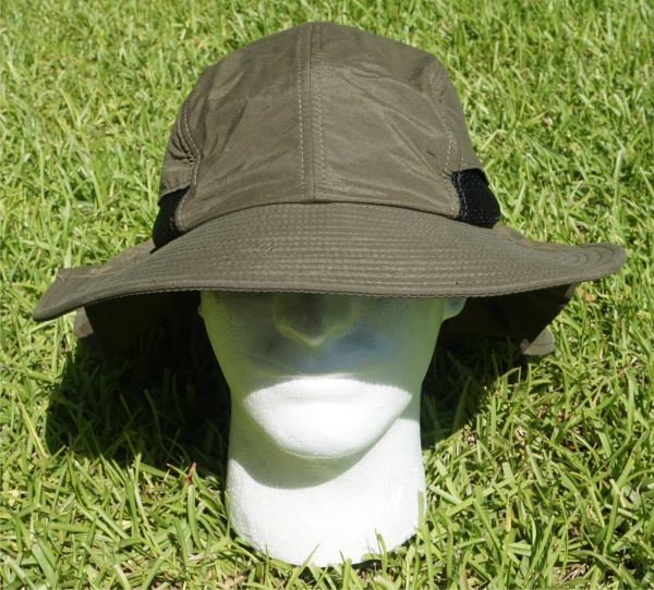 Duck And Dog Logo Ultimate Outdoor Sportsman's Hat with UV 50 + UV Protection. 5 Colors Available. Page 2 of 3