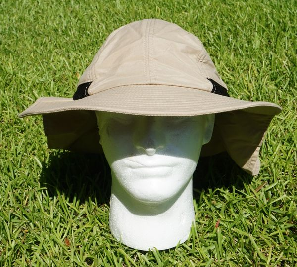 Duck And Dog Logo Ultimate Outdoor Sportsman's Hat with UV 50 + UV Protection. 5 Colors Available. Page 3 of 3