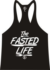 The Fasted Life Stringer Tank Tops ( 5 Dif. Colors.