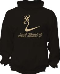 Just Shoot It Hoodie ( 5 Different Colors )