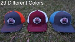 Boykin Spaniel Patch Hats in 29 Different Colors. Southern Sportsman's Apparel