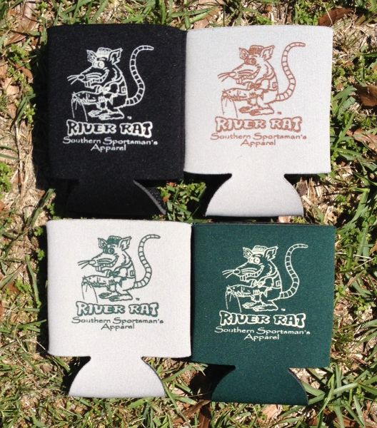River Rat Koozie