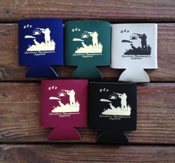Southern Sportsman Duck Hunt Koozie