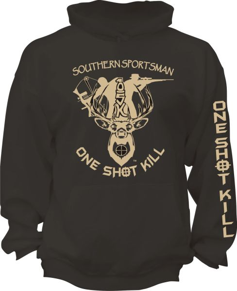 One Shot Kill Hoodie (10 Different Colors)