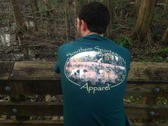 Bird Dog Marine Green Short Sleeve T Shirt