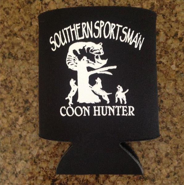 Southern Sportsman Coon Hunter Koozie
