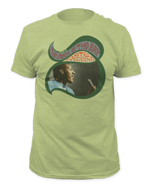 Otis Redding Sittin' On T-shirt