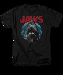 Jaws Water Circle T-shirt